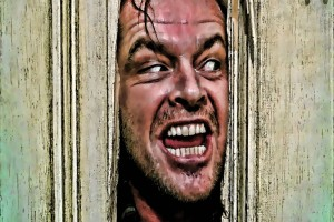 I admit using a pic from The Shining is a bit too obvious but some things are obvious because they are right.